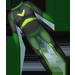Famille extra terrestre AlienWetsuit.3590