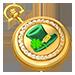 Fée Leprechaun  LuckyLeprechaunPocketWatch.3662