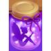 Fée lune PurpleFairyLightJar.3808